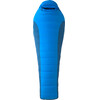 Marmot Sawtooth Sleeping Bag Long X wide Cobalt Blue/Blue Night